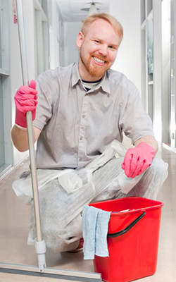 Janitorial Services in Chesapeake Bay, Virginia