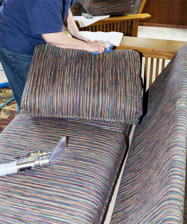 Take Care of Your Furniture with Our Upholstery Cleaning