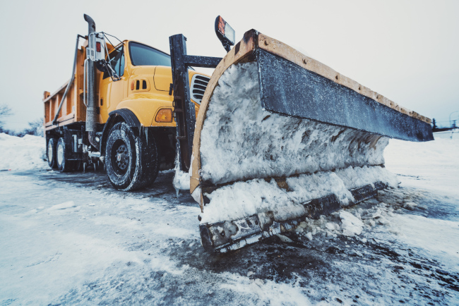 Commercial Snow Removal and Other Winter Preparation Tips